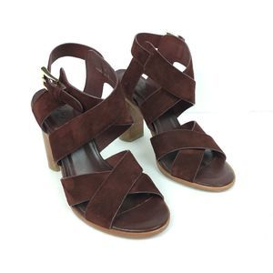 Joie Avery Leather Strappy Sandals